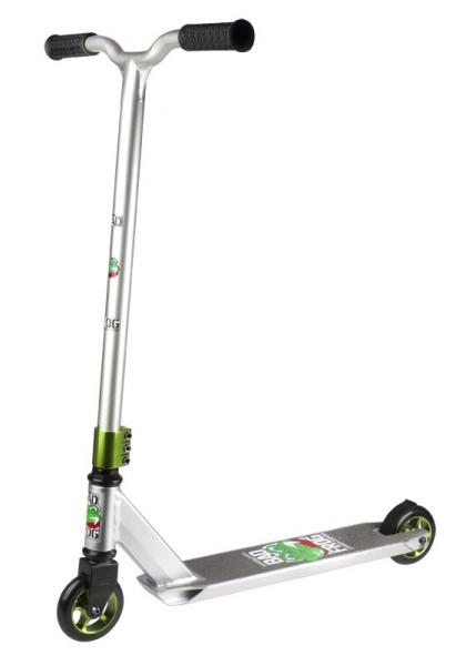 Bad Frog Green freestyle roller