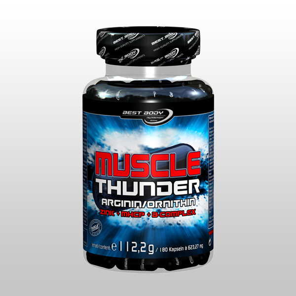 Best Body Nutrition Muscle Thunder