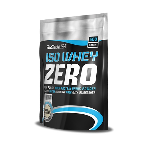 biotech usa iso whey zero lactose free 500g vital force. Black Bedroom Furniture Sets. Home Design Ideas