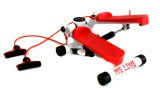 Stamm Bodyfit Mini stepper Red taposógép