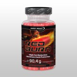 Best Body Nutrition Red Burn zsírégető