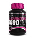 Biotech USA L-Carnitine 1000mg - 60 tabletta