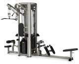 Matrix Fitness 4 oldalas torony - 4 Stack Multi Station G3-MS40