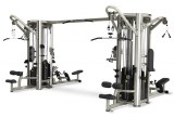 Matrix Fitness 8 oldalas torony - 8 Stack Multi Station G3-MS80