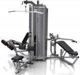 Matrix Fitness 3 oldalas multifunkciós kondigép - 3 Stack multi Gym G1-MG30